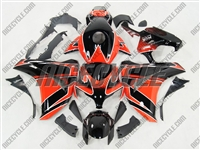 Honda CBR 1000RR Racer Red/Black Fairings