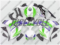 Honda CBR 1000RR White/Purple Castrol Fairings