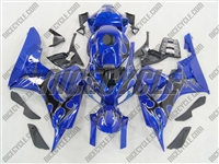 Honda CBR 1000RR Blue/Black Tribal Fairings