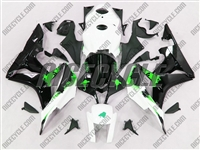 Graffiti Green Honda CBR 600RR Fairings