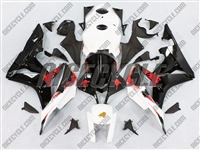Honda CBR 600RR Graffiti Red Fairings