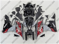 Honda CBR 600RR Two Brothers Red Fairings