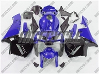 Honda CBR 600RR Deep Blue/Black Fairings
