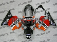Repsol Orange Honda CBR 600 F4 Fairings