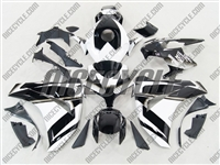 Honda CBR 1000RR White/Black Fairings