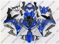 Yamaha YZF-R1 Plasma Blue Fairings