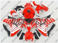 Red DREAM Honda CBR 1000RR Fairings