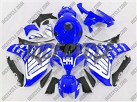 Honda CBR 1000RR Blue DREAM Fairings