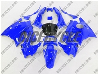 Honda CBR 600 F2 Solid Blue Fairings