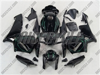Honda CBR 600RR Green Tribal Fairings