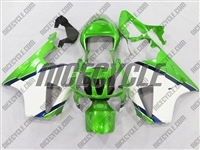 Honda RC51/VTR1000 Green/White Fairing