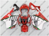 Red/White Honda RC51/VTR1000 Fairing