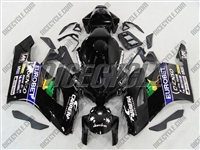 Honda CBR1000RR Black Eurobet Fairings