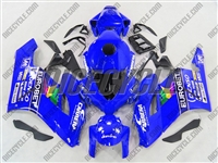 Honda CBR1000RR Blue Eurobet Fairings