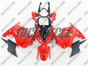 Red Ninja 250R Fairings
