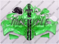 Suzuki GSX-R 1300 Hayabusa Candy Green Racing Fairings