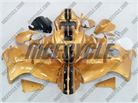 Candy Gold Racing Suzuki GSX-R 1300 Hayabusa Fairings