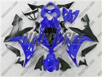 Yamaha YZF-R1 Royal Blue Fairings