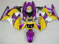 Honda CBR600 F3 Purple/Yellow Fairings