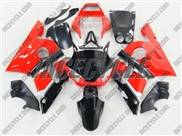 Yamaha YZF-R6 Red OEM Style Fairings