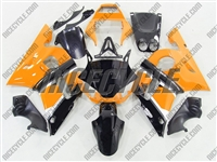 Yamaha YZF-R6 Orange Fairings