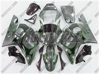 Yamaha YZF-R6 Mean Tribal Fairings