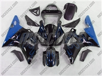 Yamaha YZF-R1 Blue Flames Fairings