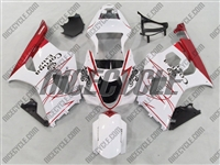 Suzuki GSX-R 1000 Red Alstare Corona Fairings