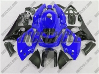 Yamaha YZF-600R Bright Blue Fairings
