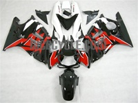 Honda CBR600 F3 Red/Black/White Fairings