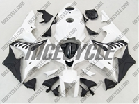 Honda CBR600RR Bright White/Flame Fairings