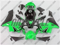 Honda CBR600RR Green/Black Fairings