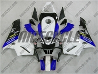 Honda CBR600RR White/Blue Fairings