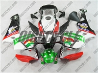 Honda CBR600RR Eurobet Green Fairings