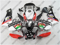Honda CBR600RR Eurobet Black Fairings