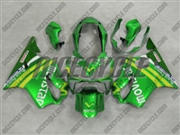 Honda CBR600 F4i Green Movistar Motorcycle Fairings