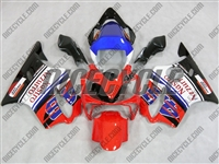 Honda CBR600 F4i Red Nastro Azzuro Fairings