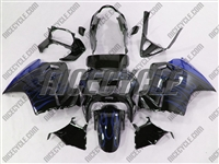 Blue Flame Honda VFR-800 Motorcycle Fairings