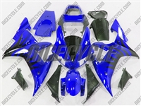 Yamaha YZF-R1 Metallic Blast Blue Fairings