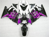 Honda CBR600 F3 Purple/Black Fairings