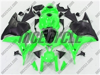Honda CBR600RR Lime Green Motorcycle Fairings