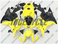 Honda CBR600RR Bright Yellow Fairings