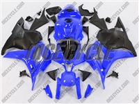 Honda CBR600RR Bright Blue Fairings