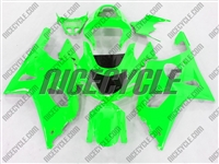 Neon Green Suzuki GSX-R 1000 Fairings