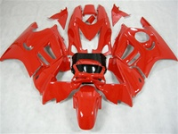 Honda CBR600 F3 Pure Red Fairings