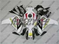 Honda CBR1000RR Hannspree Red Fairings