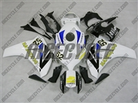Hannspree Blue Honda CBR1000RR Motorcycle Fairings