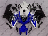 Honda CBR 1000RR Blue/White/Black Fairings