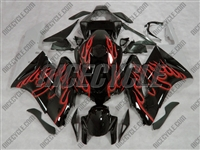 Honda CBR 1000RR Red Fire Fairings