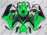 Honda CBR 1000RR OEM Green/Black Fairings